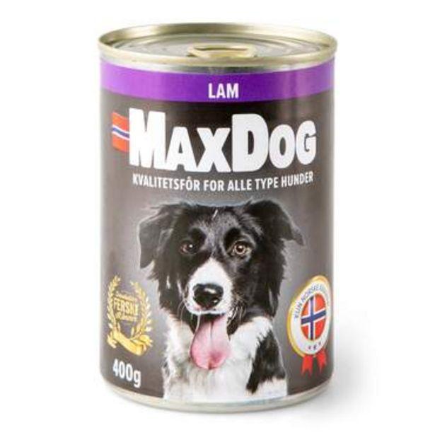 Tilbud: Hundemat 21,9 PK