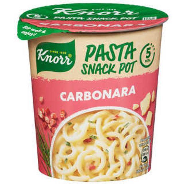 Tilbud: Pasta Snack Pot 22,9 PK
