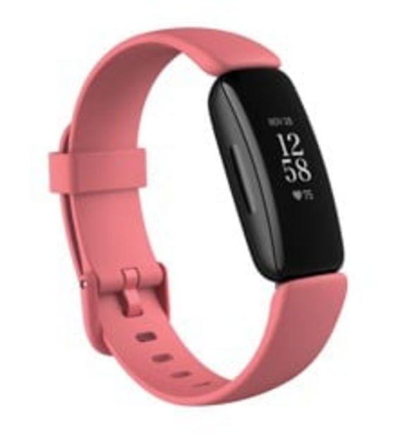 Tilbud: Fitbit - Inspire 2 - Fitness Tracker - Desert Rose 975 PK