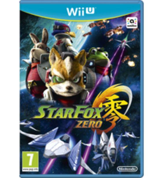Tilbud: Star Fox Zero 149 PK