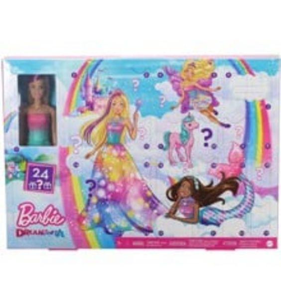 Tilbud: Barbie - Advent Calendar (GJB72) 399 PK