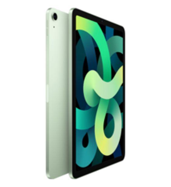 """Tilbud: Apple - IPad Air10,9"""" 128GB Wi-Fi - Green 9200 PK"""