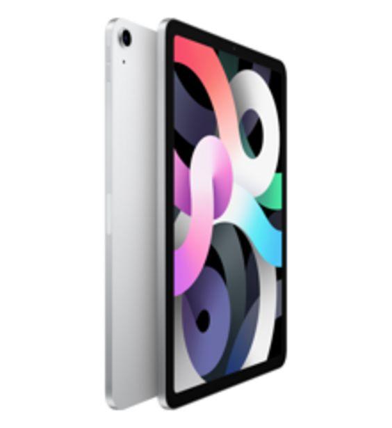 """Tilbud: Apple - IPad Air10,9"""" 128GB Wi-Fi - Silver 9200 PK"""