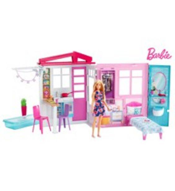 Tilbud: Barbie - House and Doll (FXG55) 513 PK