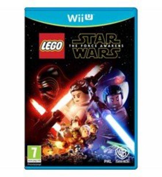 Tilbud: LEGO Star Wars: The Force Awakens 169 PK