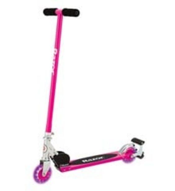 Tilbud: Razor - S Spark Scooter - Pink (60163) 553 PK