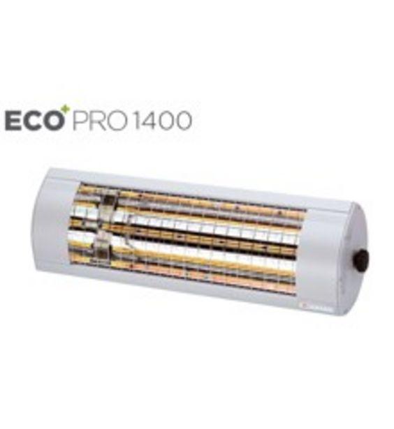Tilbud: Solamagic -1400 ECO+ PRO Heater Without Switch Titanium 2975 PK