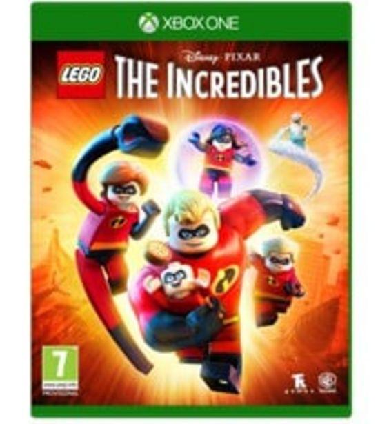 Tilbud: LEGO The Incredibles 269 PK