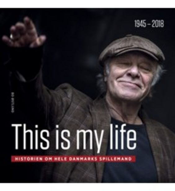 Tilbud: This is my life - Kim Larsen 168 PK