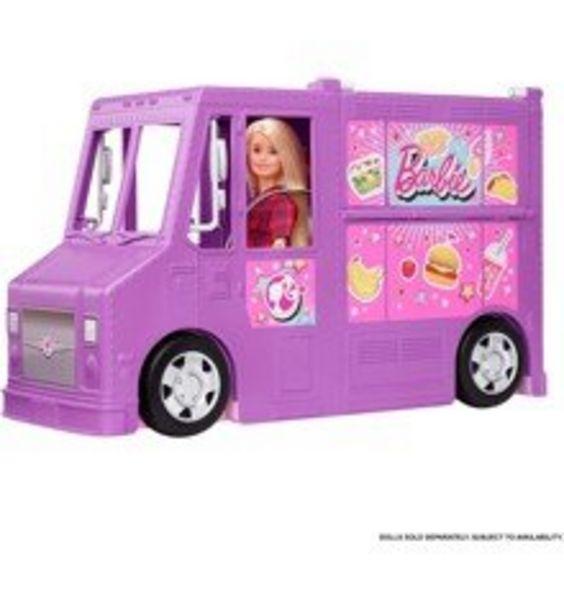 Tilbud: Barbie - Food Truck (GMW07) 599 PK