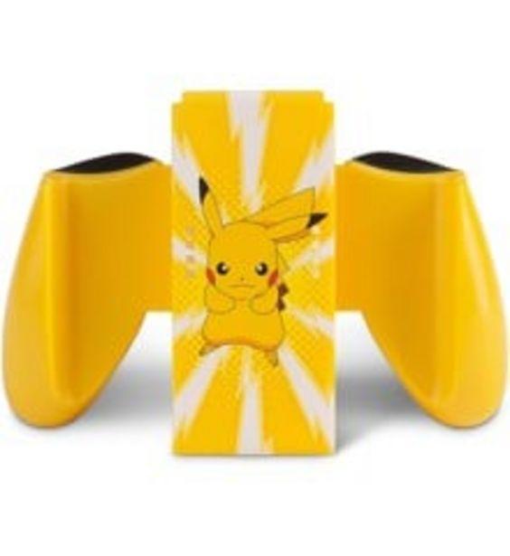 Tilbud: PowerA Nintendo Switch Comfort Grip - Pikachu 199 PK