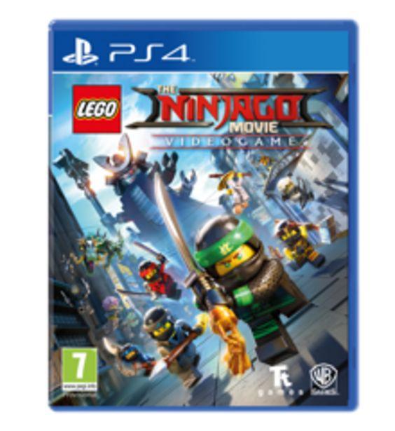 Tilbud: LEGO The Ninjago Movie: Videogame 183 PK