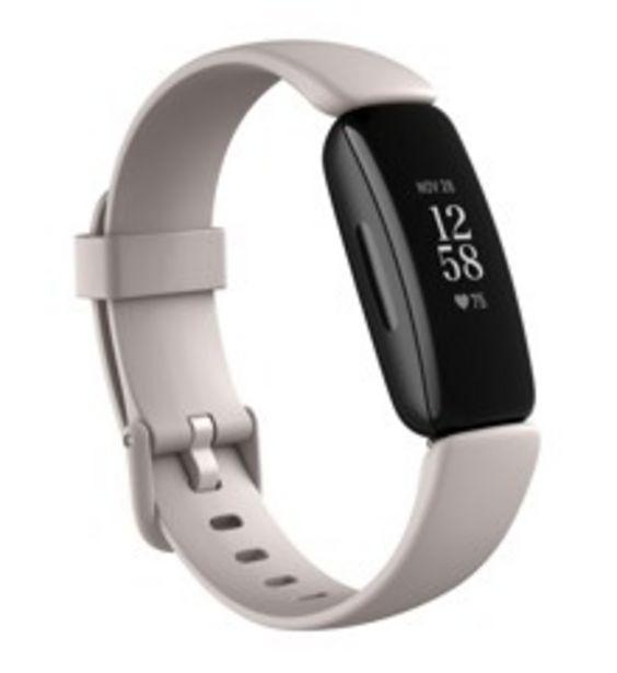 Tilbud: Fitbit - Inspire 2 - Fitness Tracker - Lunar White 975 PK