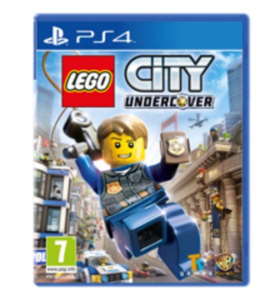 Tilbud: LEGO City: Undercover 249 PK