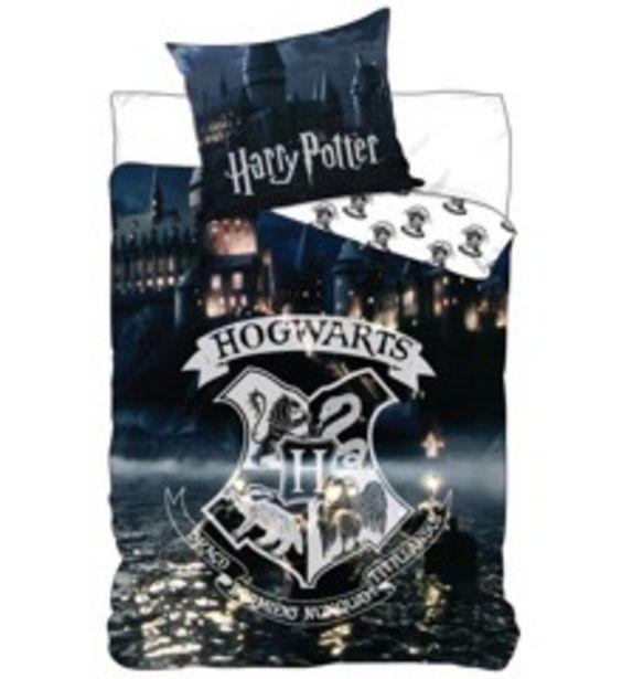 Tilbud: Bed Linen - Adult Size 140 x 200 cm -  Harry Potter 229 PK