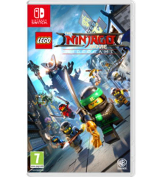 Tilbud: LEGO The Ninjago Movie: Videogame 329 PK