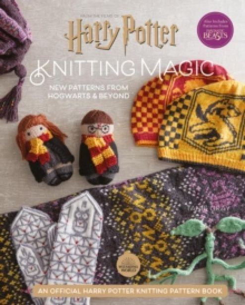 Tilbud: Harry Potter knitting magic 299 PK