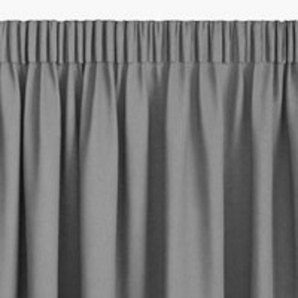 Tilbud: Gardin lystett ARA 1x140x300 grå 2 PK