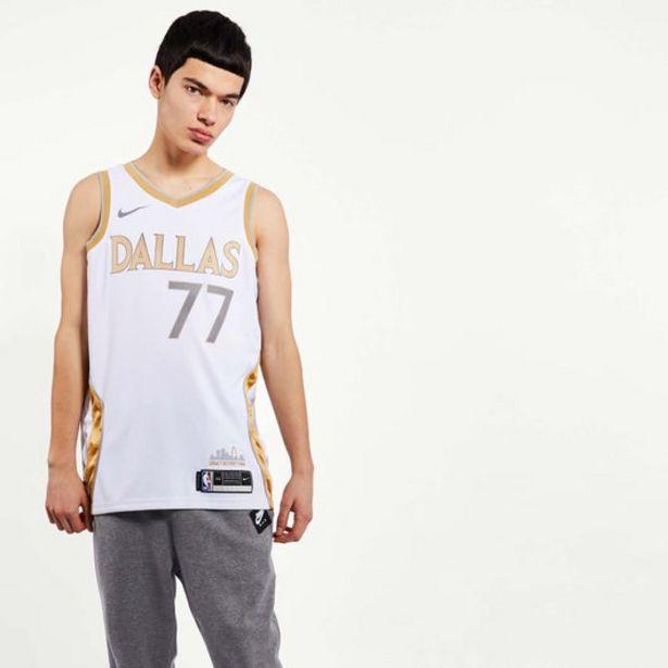 Tilbud: Nike Dallas Doncic City Edition Swingman Jersey 999 PK