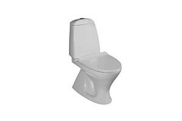 Tilbud: Trend toalett gulvstående 1049 PK