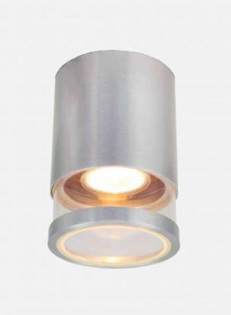 Tilbud: Jersey utelampe - aluminium/klar 200 PK