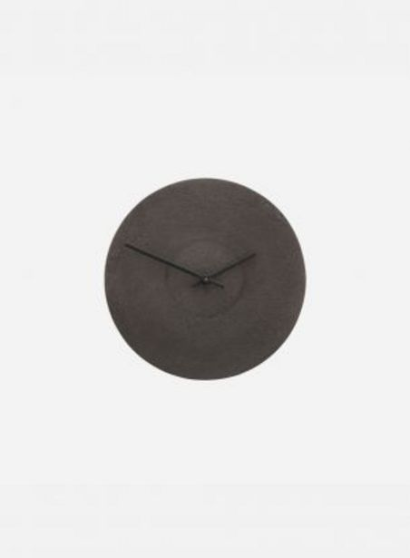 Tilbud: Thrissur klokke - sort 1149 PK