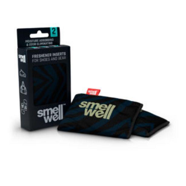 Tilbud: SmellWell Original Luktfjerner for sko, vesker og bager 119 PK