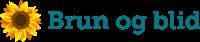 Logo Brun og Blid