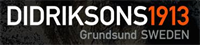 Logo Didriksonsshop